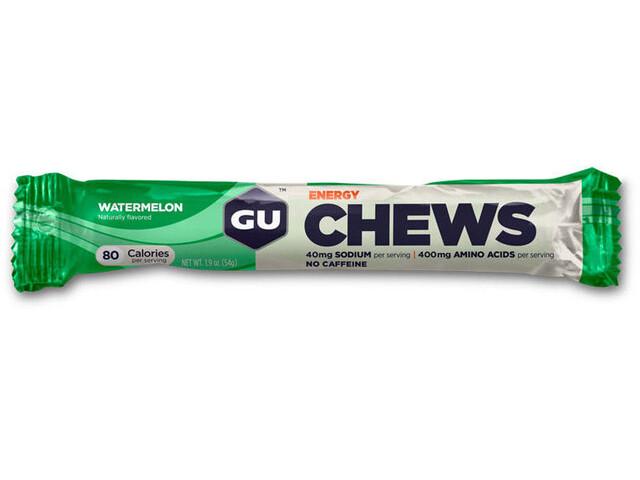 GU Energy Chews Box 18x54g Watermelon
